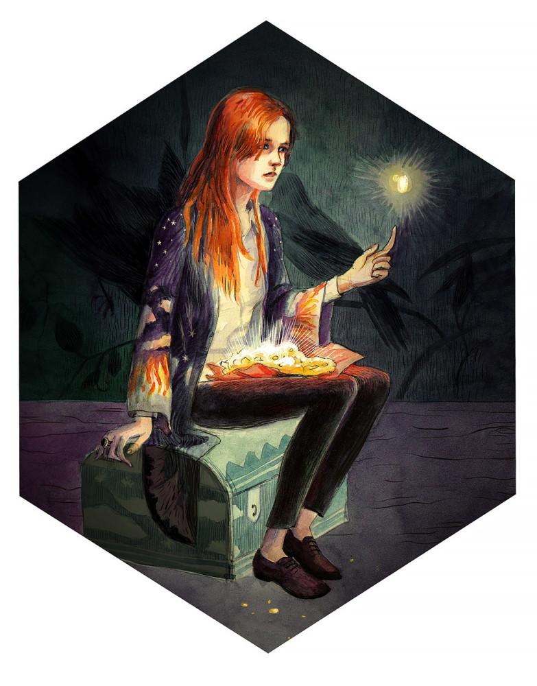 Illustrations by Julia Petrova