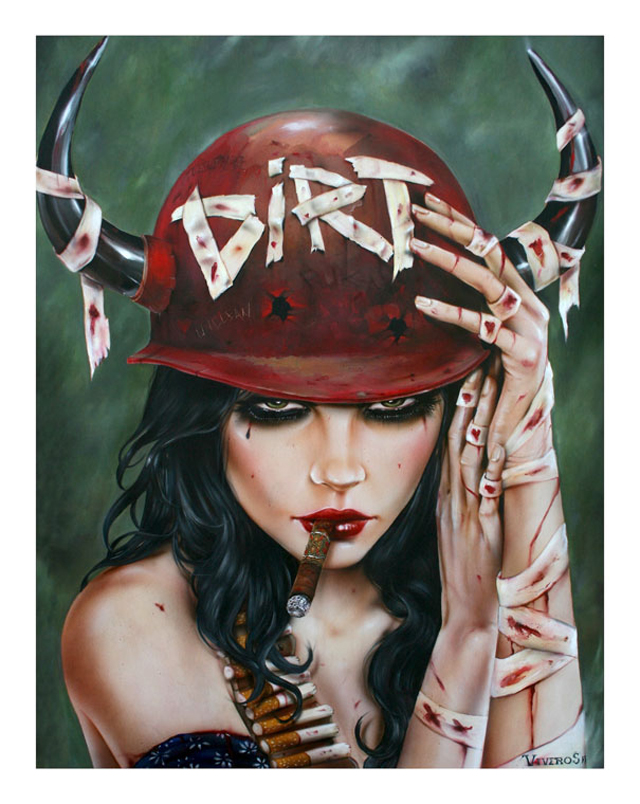 Brian Viveros - Painter