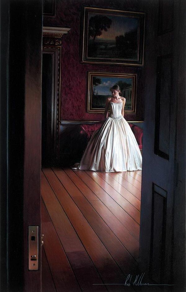 Свадебные картины от Роба Хеврана