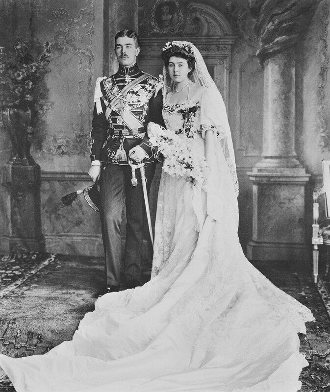 Королевские свадьбы европы
