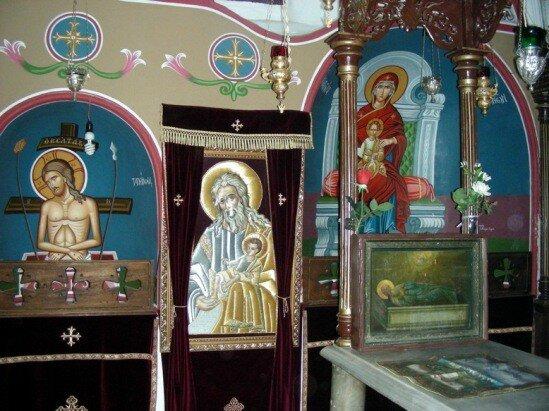 Иерусалим, Катамон, Монастырь Симеона Богоприимца
