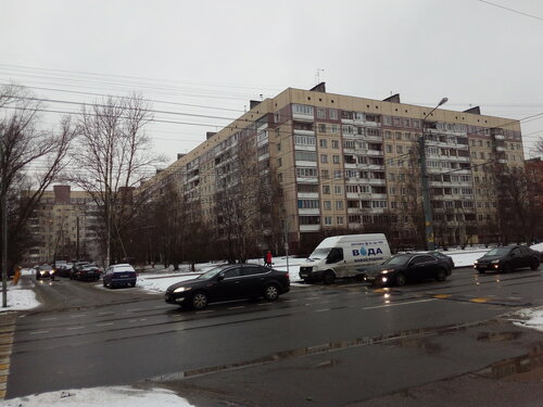 Будапештская ул. 61