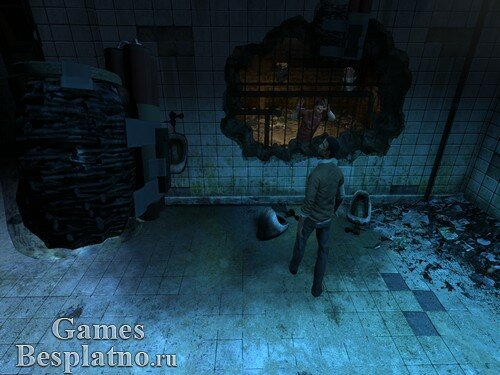 Пила / SAW: The Video Game