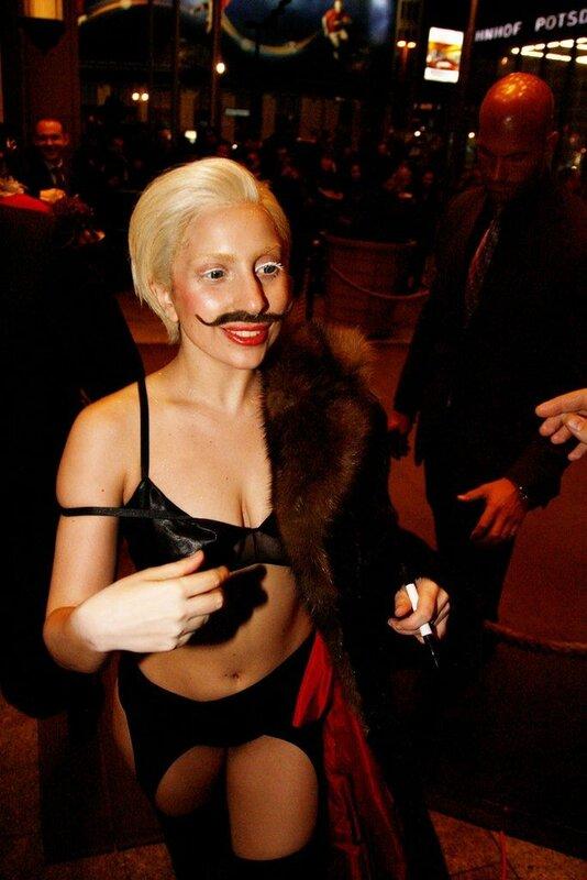Леди Гага снова в ударе