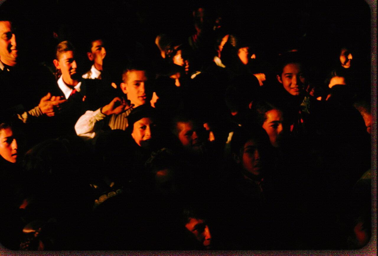 Молодёжь Ташкента
