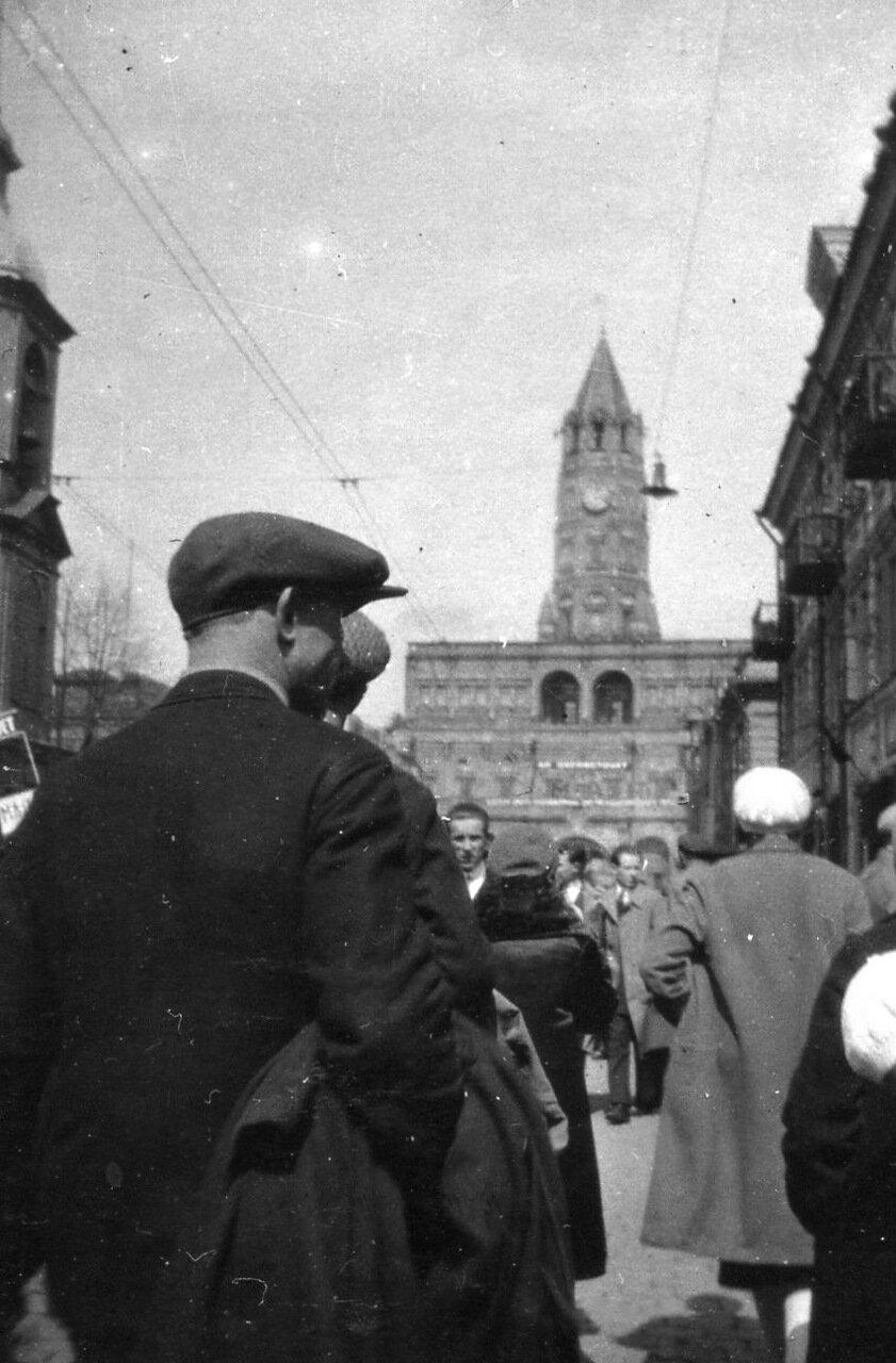 Москва.1 мая 1932 г.