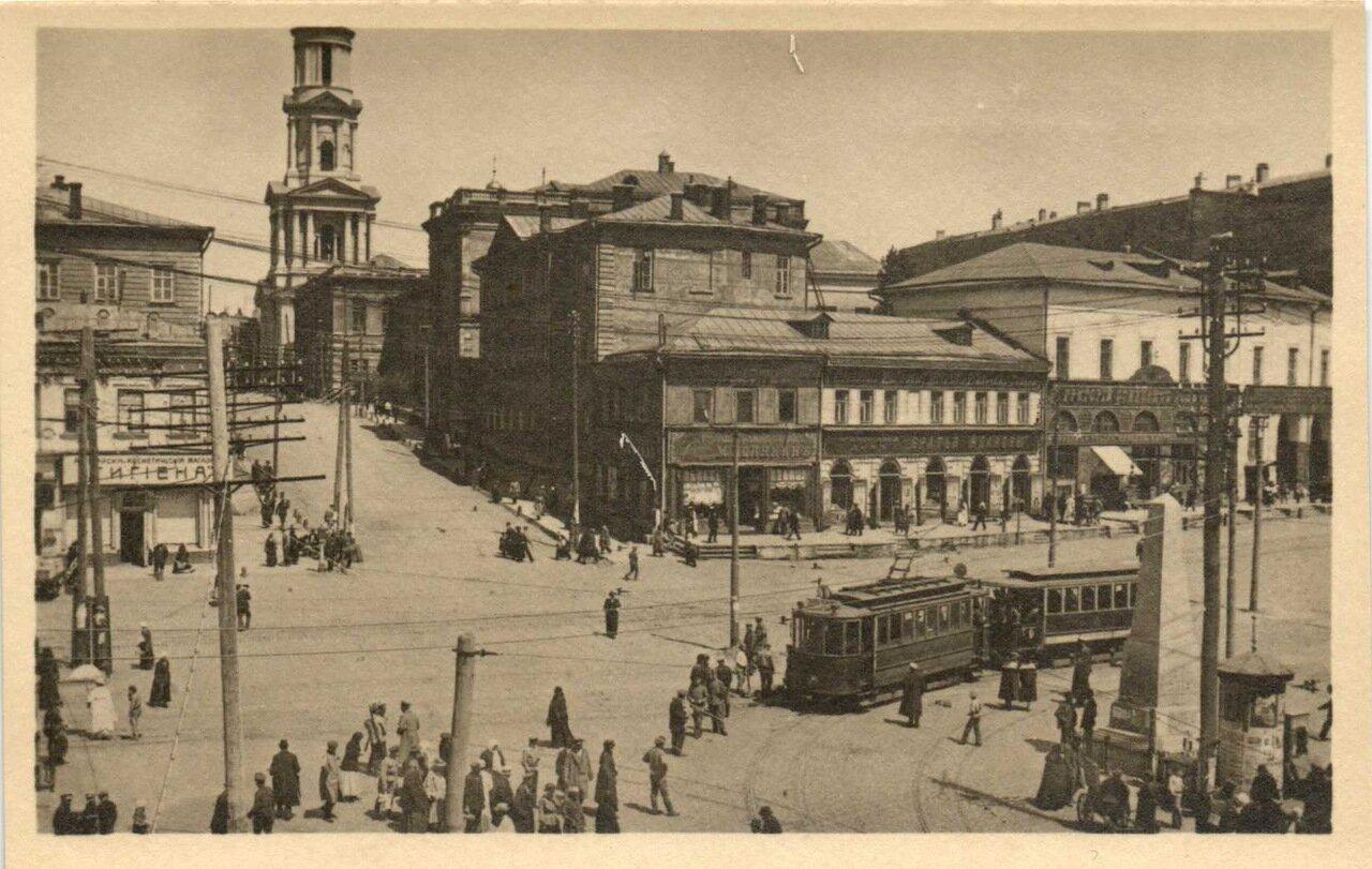 Павловская церковь. 1918.