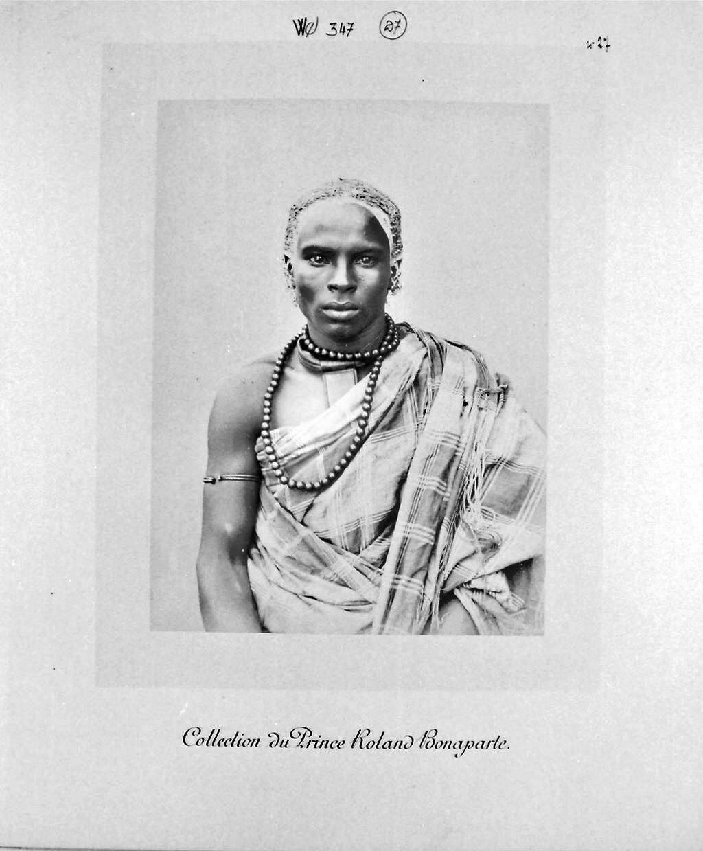 Тарад Мусса, Племя Мидган, 20 лет