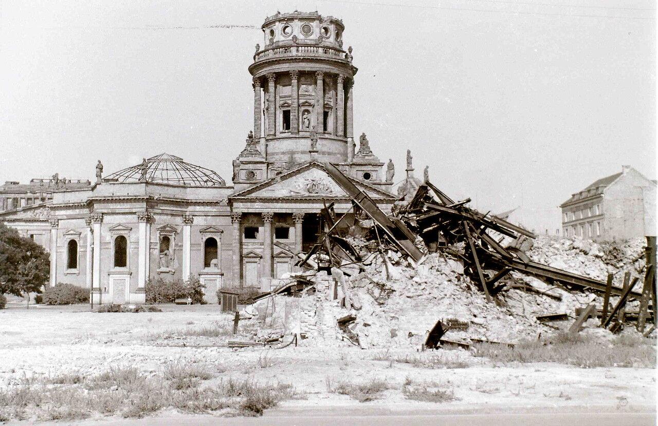 11 сентября 1959. Жандарменмаркт, Восточный Берлин