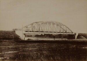 Железнодорожный мост через реку Югла