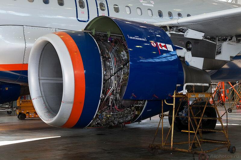 Airbus A320-214 (VP-BZR) Аэрофлот 0708_D703627