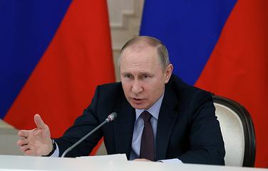 Владимир Путин: возврат Крыма Украине невозможен ни при каких обстоятельствах