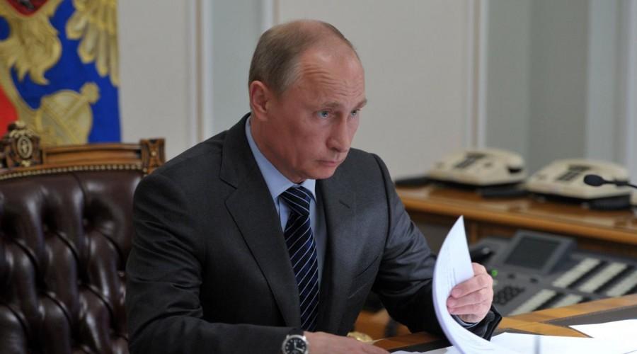 Президент РФ Владимир Путин провел совещание по вопросам социально-экономического развития Дагестана