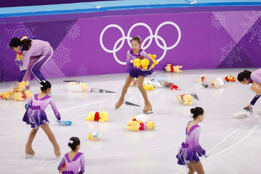 Закулисье Зимних Олимпийских игр в Пхёнчхане