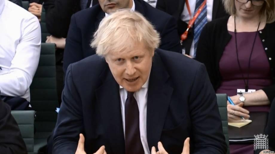 Джонсон: отравление Скрипача, вероятно, связано с выборами в России