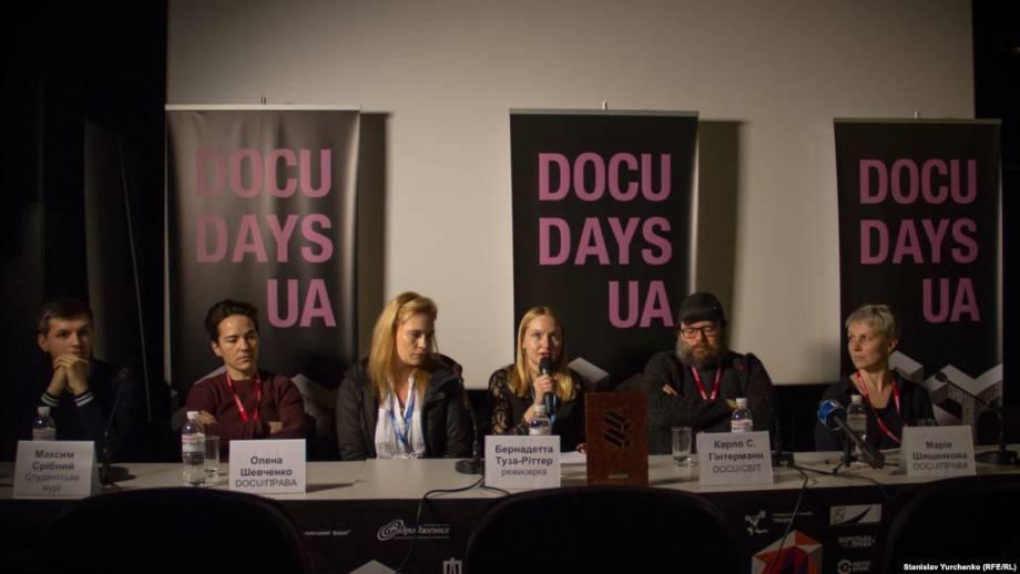 В Киеве стартовал фестиваль документального кино Docudays UA