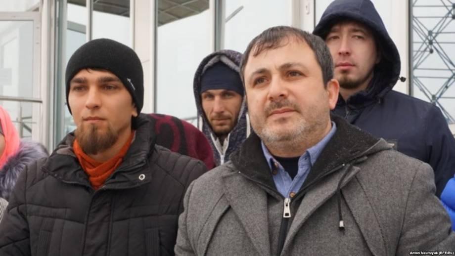 Крым: суд в Бахчисарае рассматривает дело об «оскорблении полицейского» в закрытом режиме