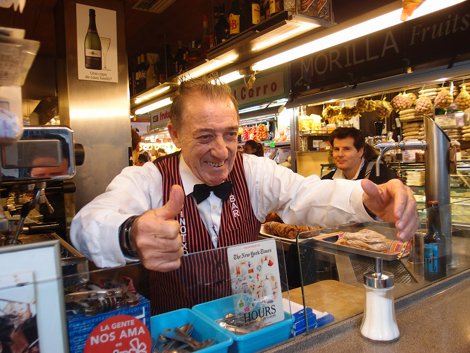 Чучо от Хуанито и какающее полено или впервые в Барселону ЗАКОНЧЕН