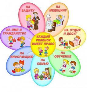 Открытки. Всемирный день ребенка. Правовая помощь