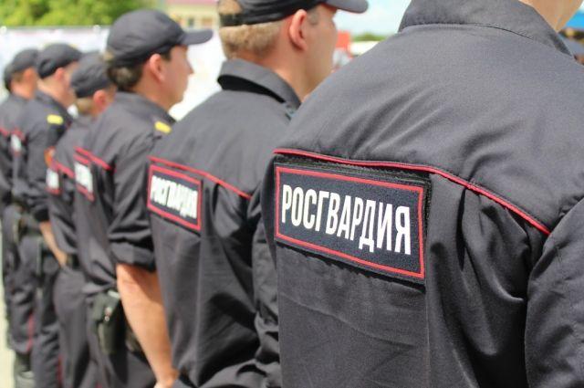 Первая вРоссии казачья рота Росгвардии укомплектована вКраснодарском крае