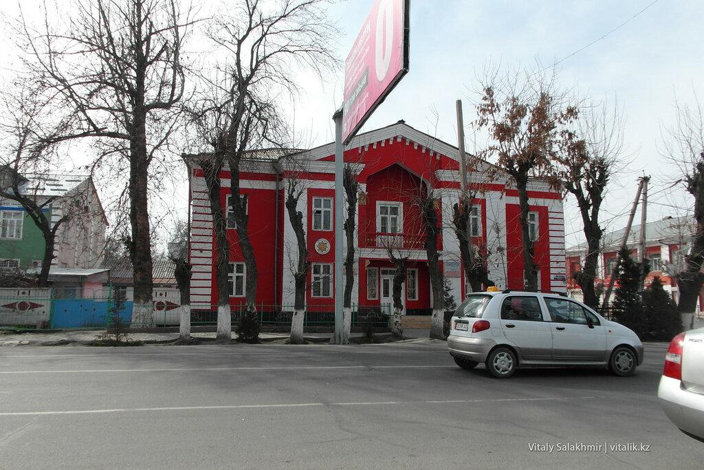 Советский дом в Оше