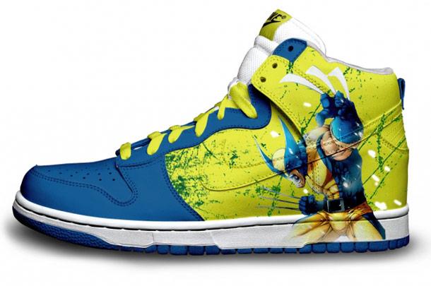 Bioshock, Angry Birds, Halo, Portal, Harry Potter… – 40 New custom sneakers by Brass Monki