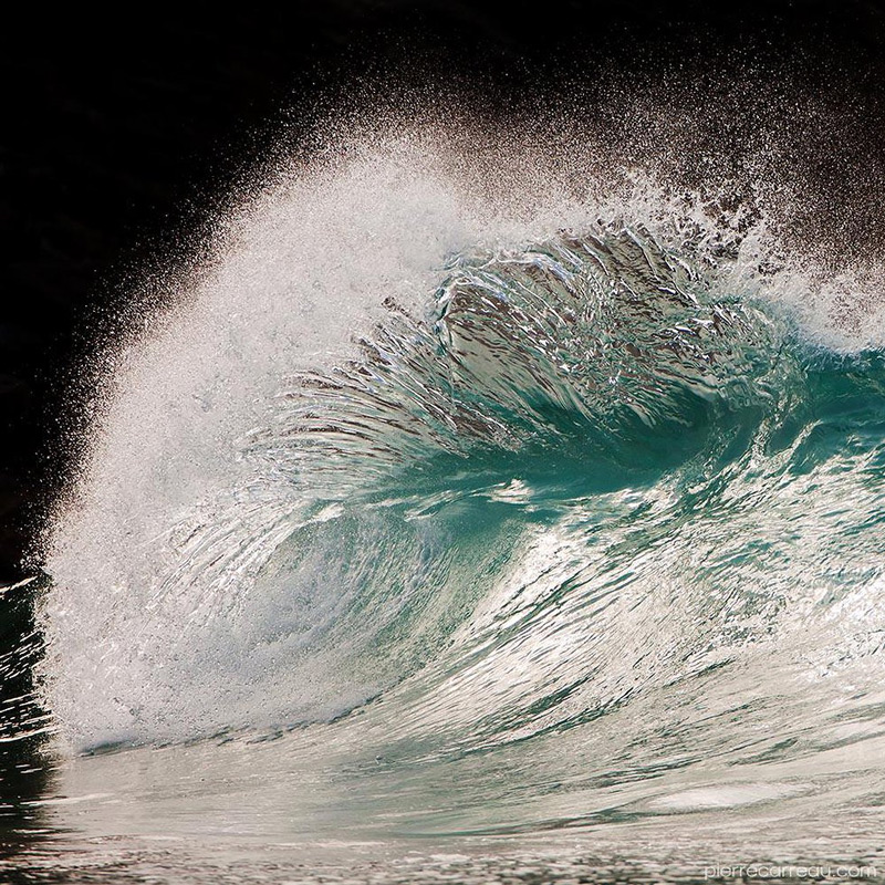 Landscape ocean Photography Pierre Carreau waves