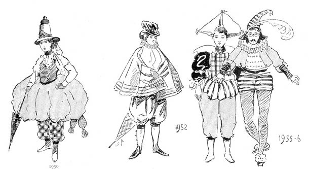 The future of fashion imagined in 1893
