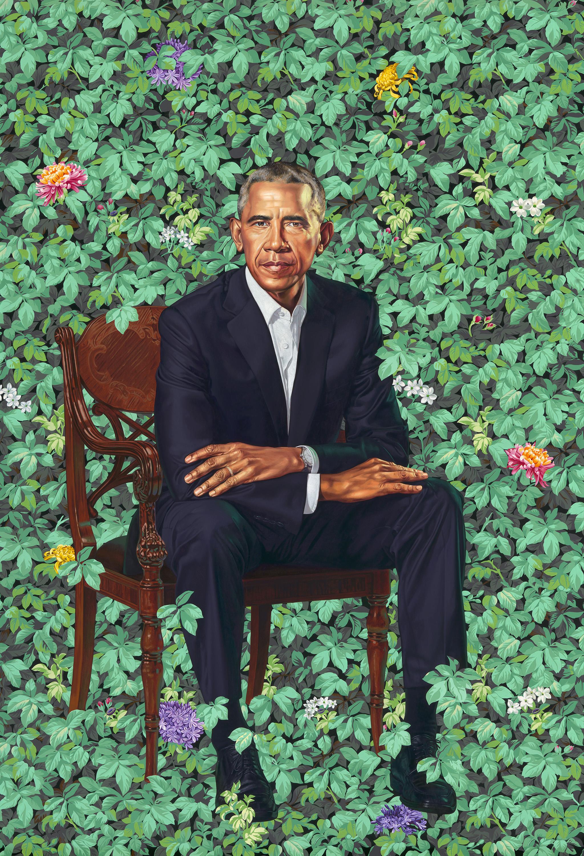 Portrait obama portraits