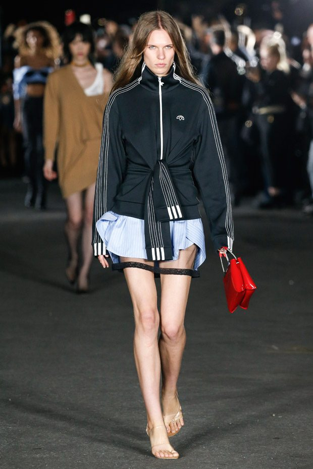 Adidas by Alexander Wang Six-Piece Capsule Collection (11 pics)