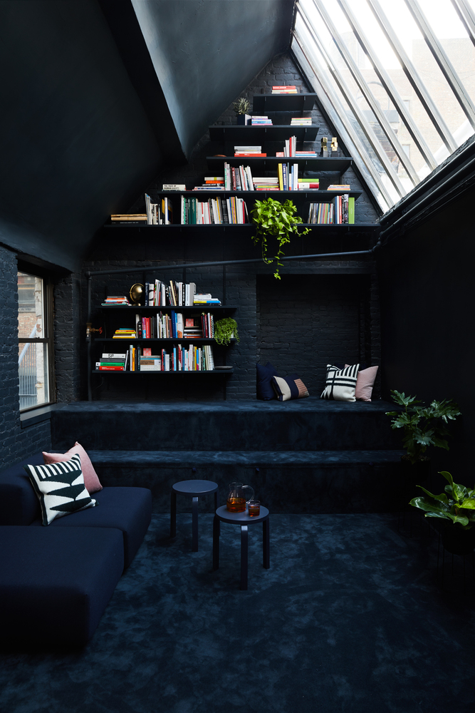 design Interior offices reading time