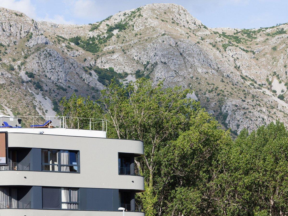 One Suite Hotel в Хорватии