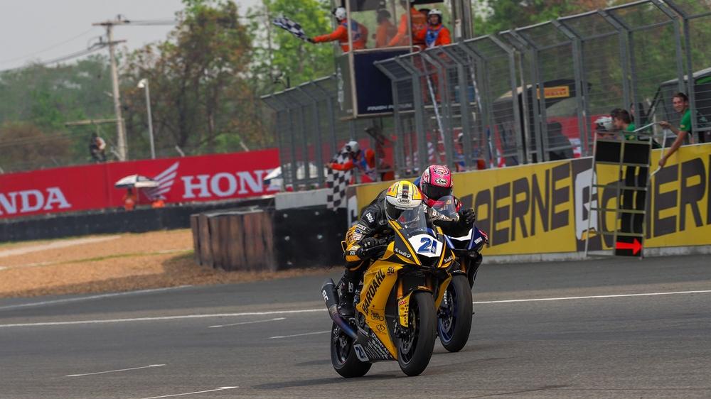 Таиланд, этап 2 - результаты гонки в категории WSS