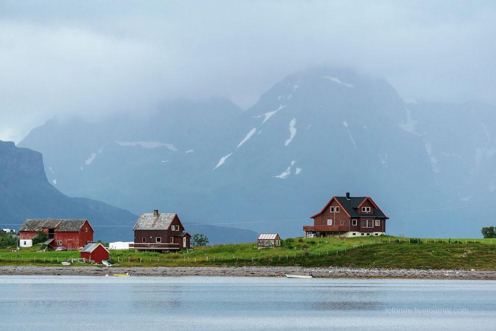 Невероятная Норвегия. День третий.