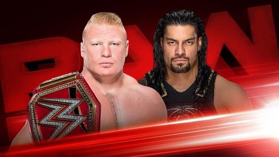 Post image of WWE Monday Night RAW 12.03.2018