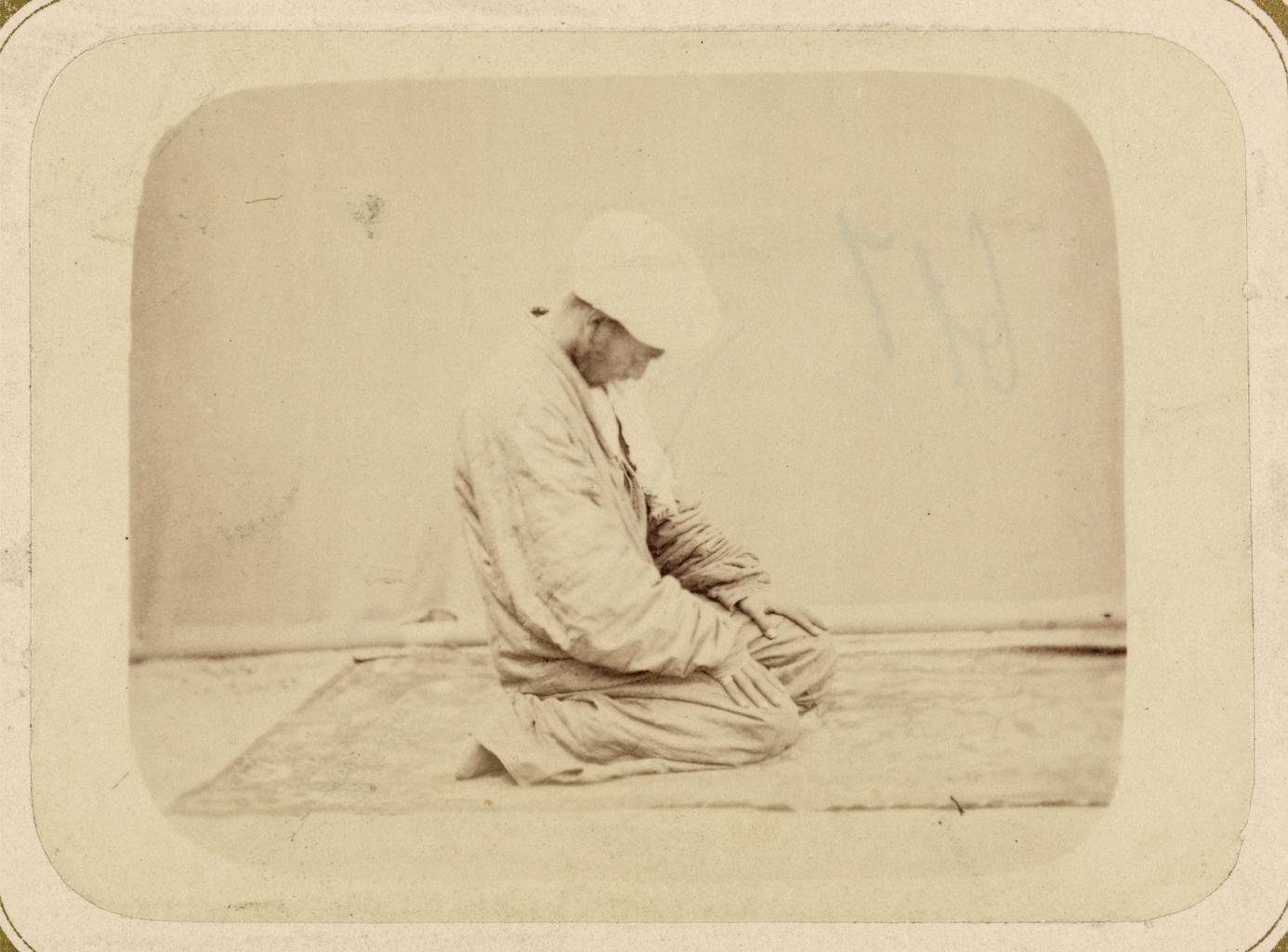 Обряды, совершаемые мусульманами при молитве. Завершение молитвы (Ташаххуд)