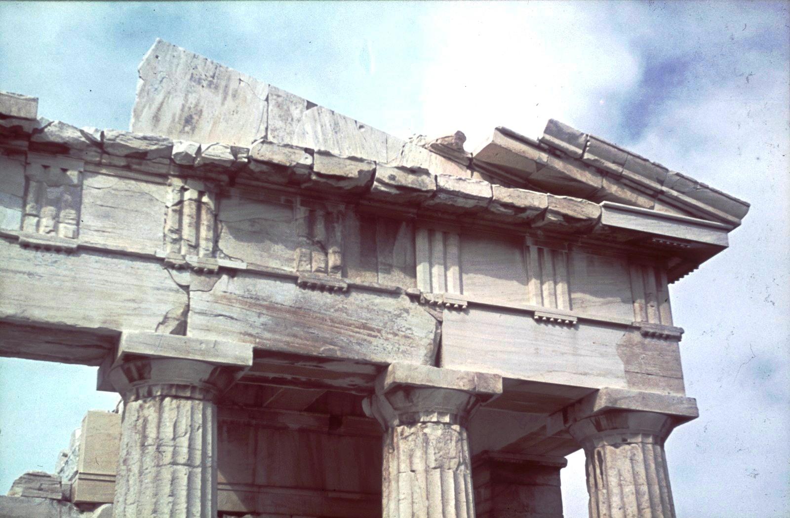 Акрополь. Парфенон
