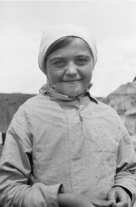 Портрет девушки (этнические типы)