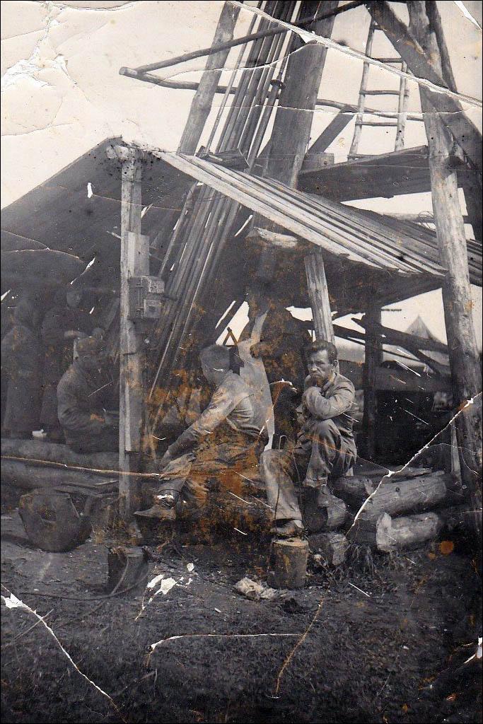 Пороховской вольфрамовый рудник