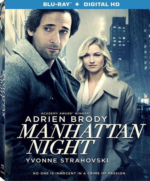 Журналист / Manhattan Night (2016/BDRip/HDRip)