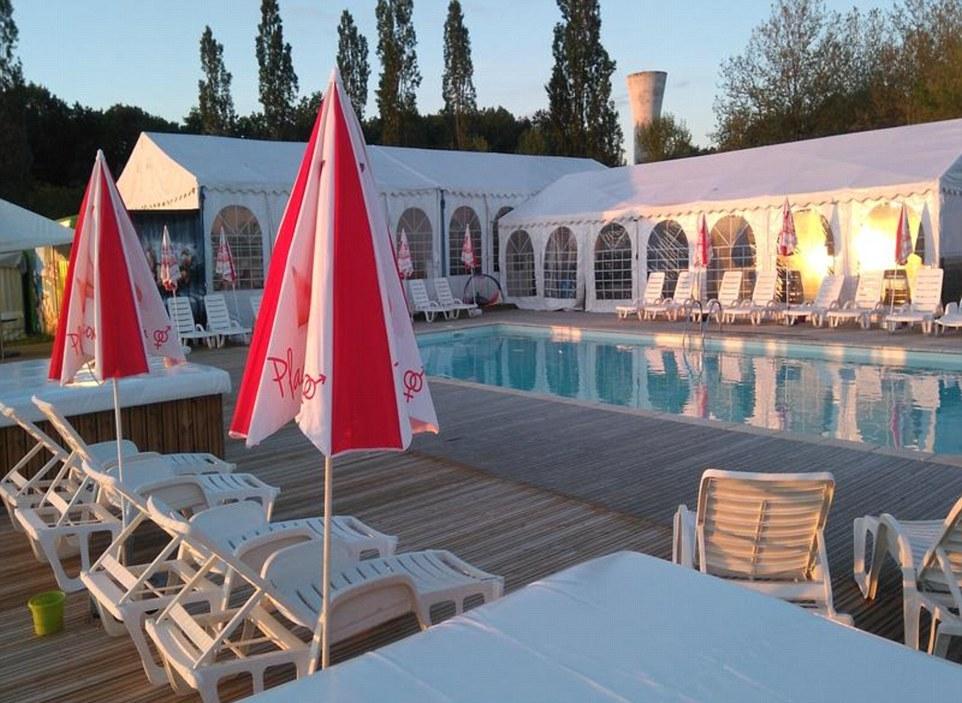 Французский рай для свингеров выставлен на продажу за 2 млн евро