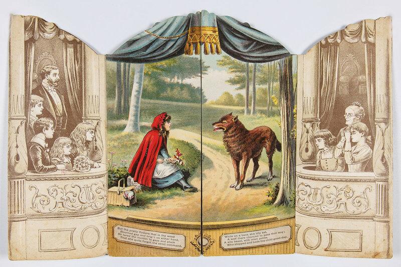 Красная шапочка. Изд-во McLoughlin Brothers. Нью Йорк, 1891.jpg