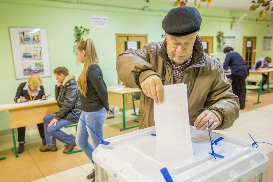 В11 странах пройдет досрочное голосование граждан РФнавыборах