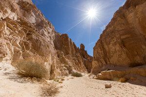 Белый каньон. Синай