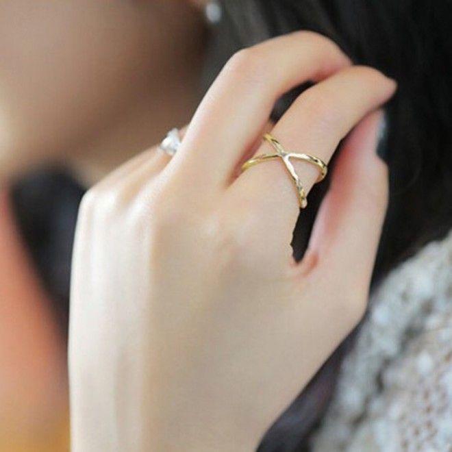 пальцы кольца кольцо нос разное значение привычки просто