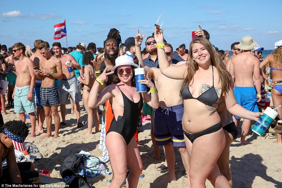 «Весна идет, весне дорогу!»: студенческие пьяные тусовки в США