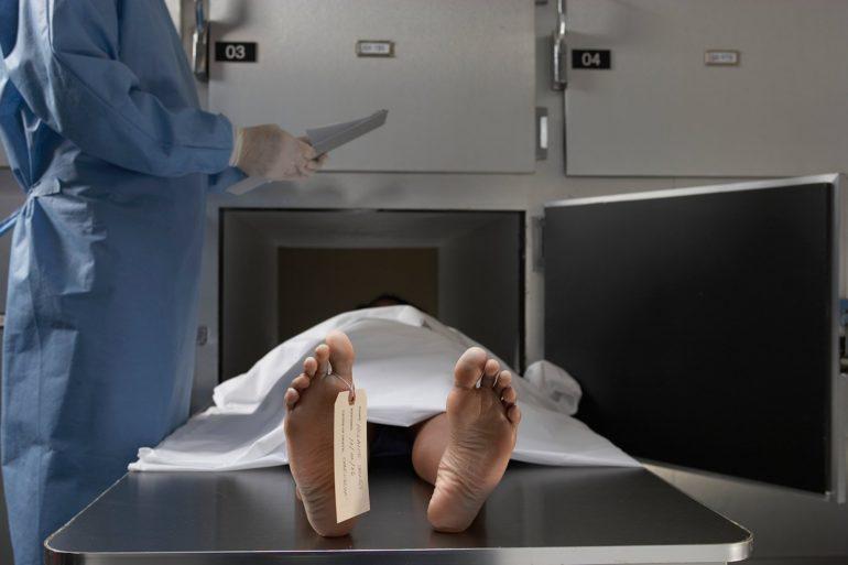 Восставшие из мертвых (1 фото)