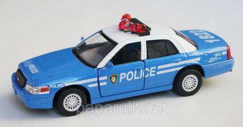 Kinsmart Ford Victoria Police