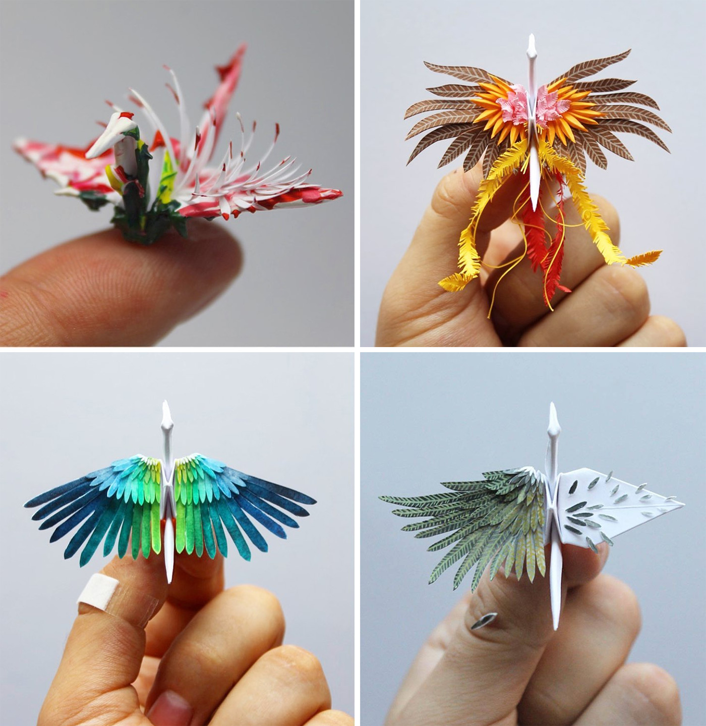 paper Decoration origami Decor