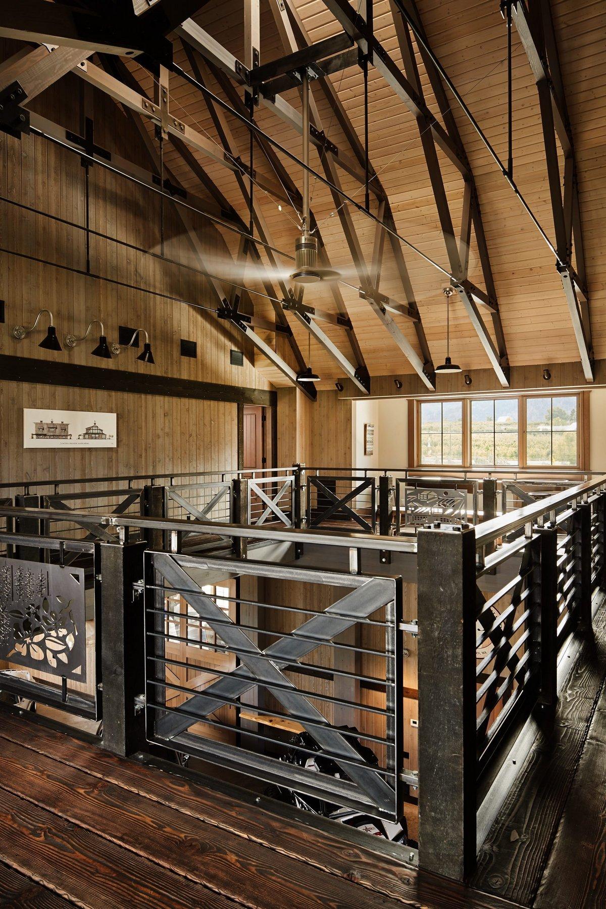 Американское ранчо в штате Вашингтон
